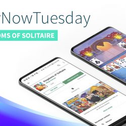 Try Now Tuesday: Megu Games Gives Users a Taste of Kingdoms of Solitaire Before Finishing Development by Using AppOnboard Studio and Google Play Instant