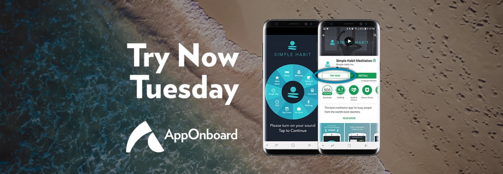 Try Now Tuesday: Simple Habit