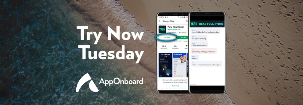 Try Now Tuesday: Mammoth Media Invites Users to Experience Different Stories in its App Store Demo for Micro-Storytelling App, Yarn.